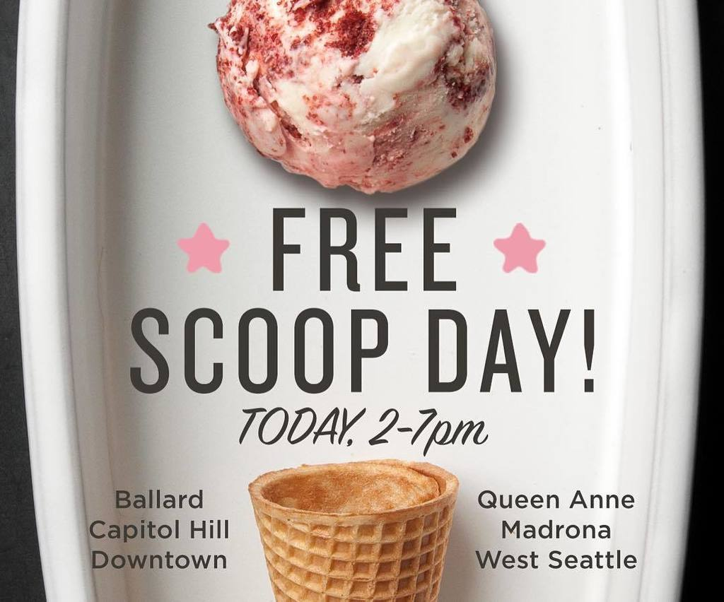 Today's the day! Come get a free scoop of #icecream from 2-7pm! Bring your friends and fam… https://t.co/whu784Oens https://t.co/gNFa4ELOFN
