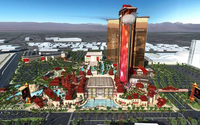 $4 billion Resorts World project gets key approval https://t.co/2fKjmbeDi5 https://t.co/nbEzpVB6BY