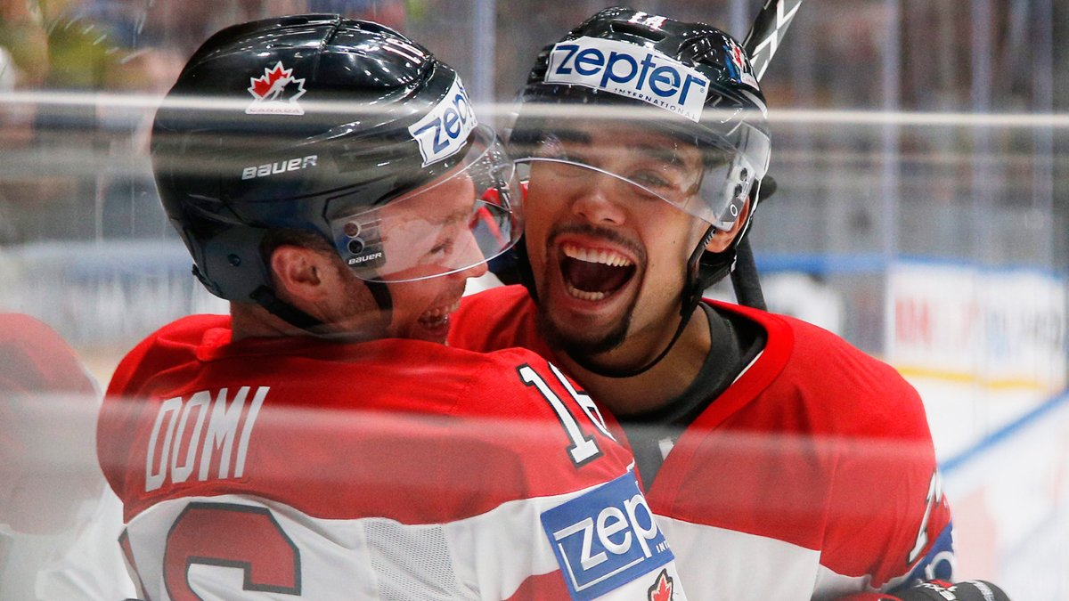 Canada beats Sweden 6-0 to advance to world hockey championship semifinals