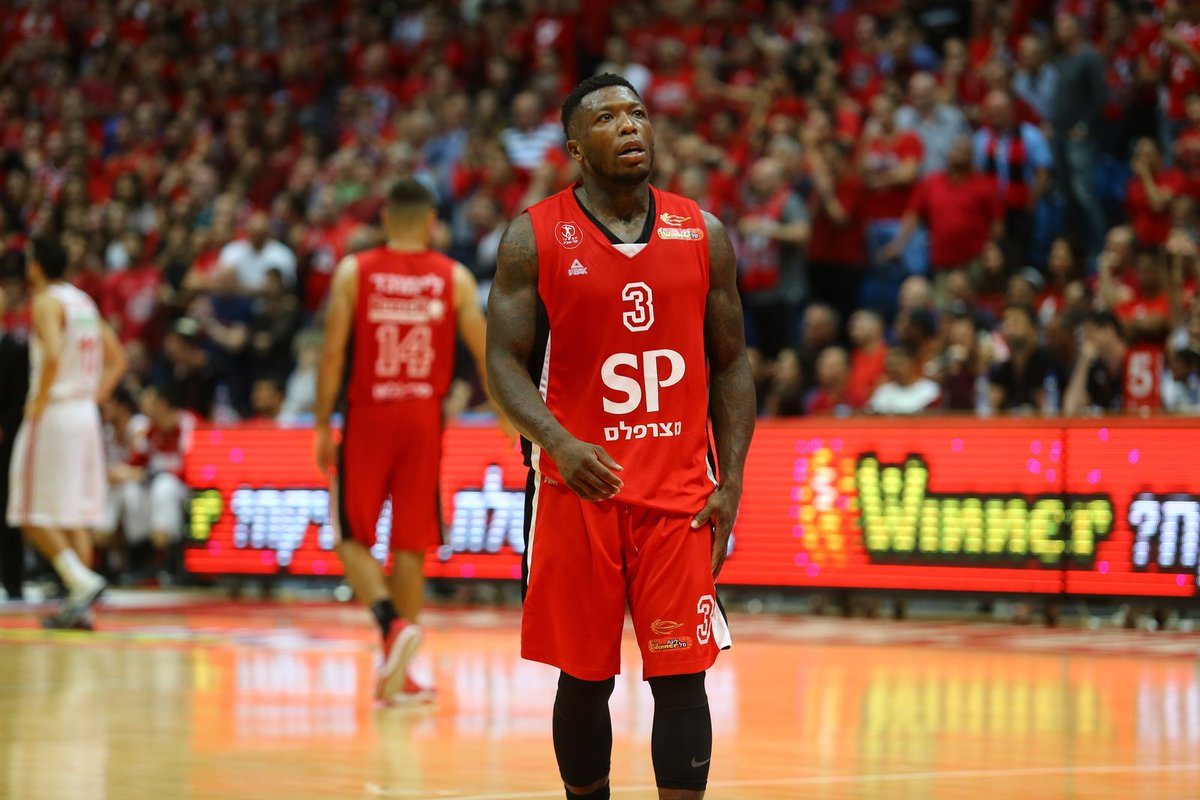 46 points by @nate_robinson tonight - most in a playoff game since @dury12 in 1985 (51 points for Maccabi Ramat Gan) https://t.co/3aSATLYBah