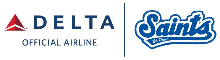 .@Delta expands TwinCities community footprint as official airline of @StPaulSaints