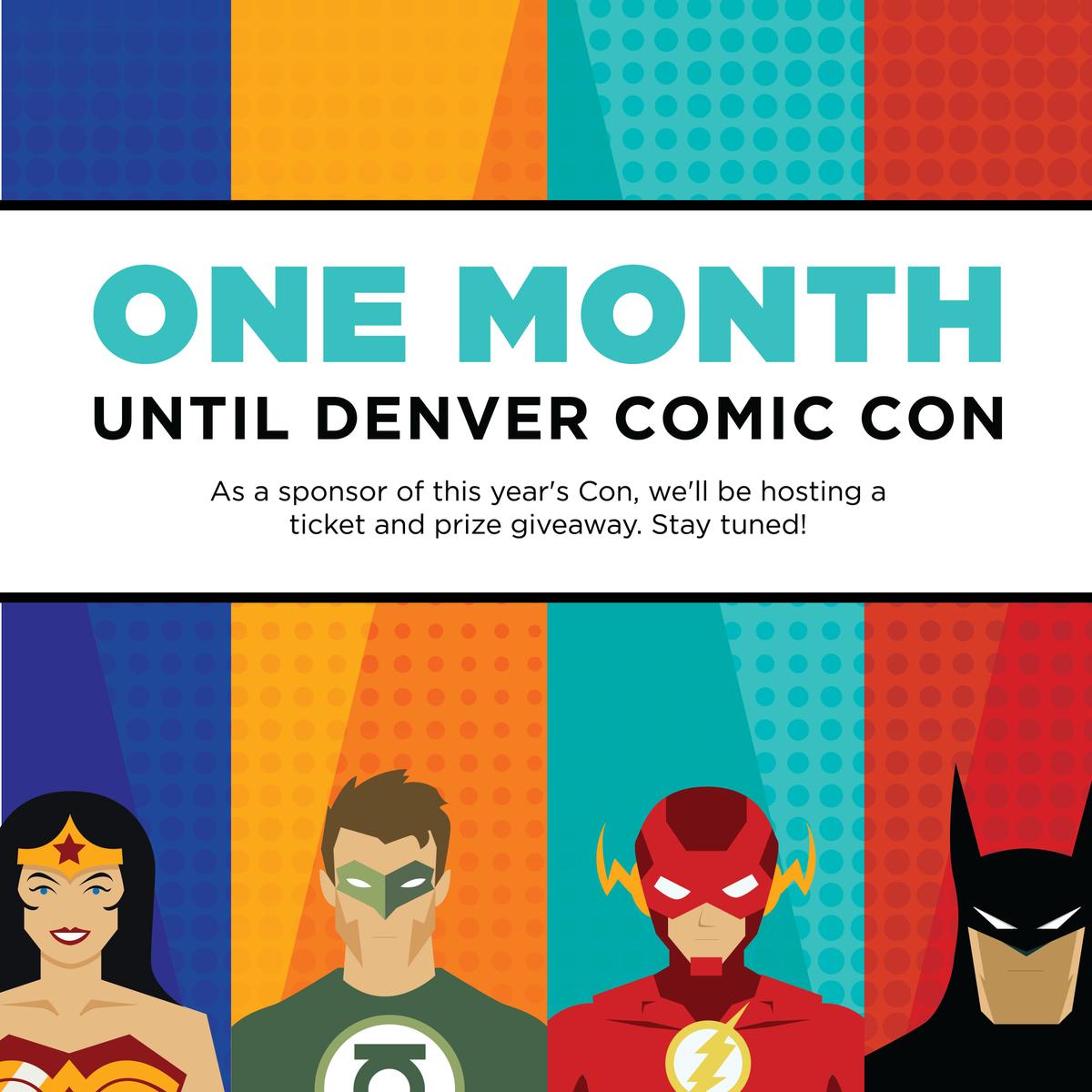 We can't wait for @denvercomiccon! Fun stuff is in the works... #RMCAD #denvercomiccon #comiccon https://t.co/cAMsQXILur