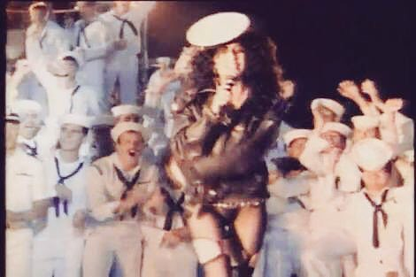 Wow, turns 70. Happy bday! Amazing talent. So many memories. Who wouldnt join the navy after seeing this clip?