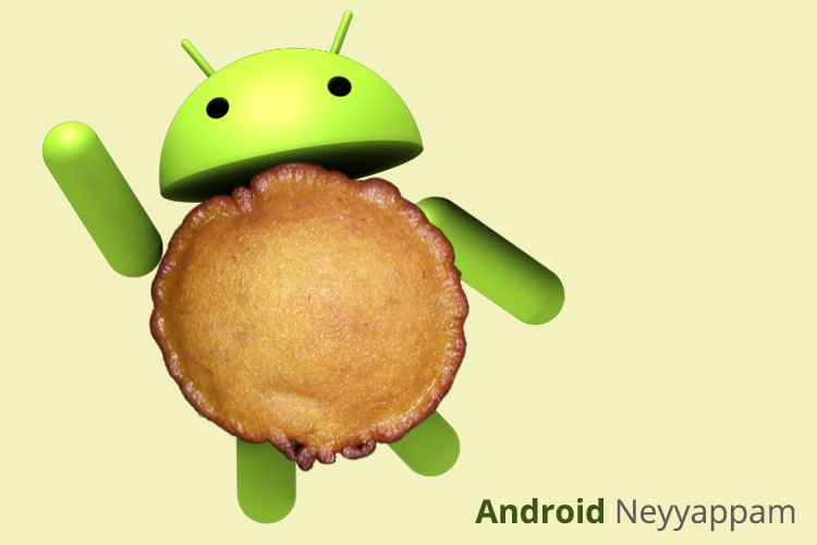 With a little bit of your help we can name the next Android version Neyyappam - https://t.co/H1rwZcFDRh https://t.co/st7g2bdHZH