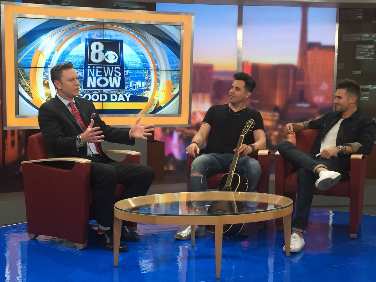 Watch @8NewsNow in the morning to see @frankiemoreno & @jamesmaslow discuss their special #UnderTheInfluence shows! https://t.co/5idAPSUEVB