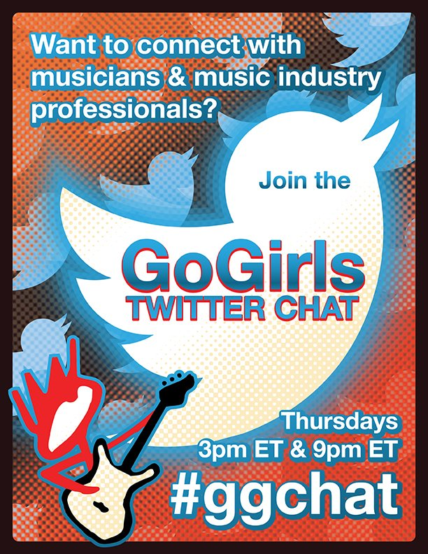 Good evening everyone and welcome to our awesome GoGirls Twitter Chat! It will be an hour of awesomeness. #ggchat https://t.co/1YpM69s6R4