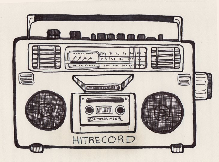 RT @hitRECord: Wanna get your voice in our new mixtape? Here's how — https://t.co/uO3PVtWZmG https://t.co/bkeDEWqmoP