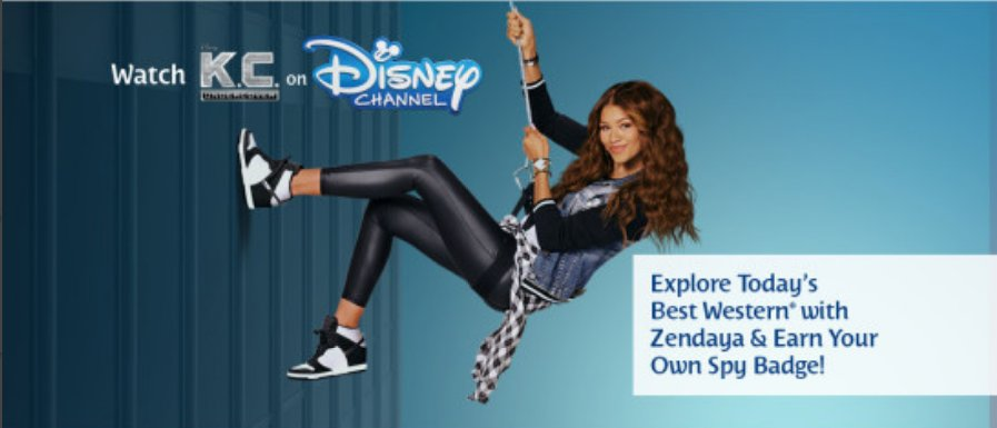 Team up with @Zendaya for an undercover mission & unlock an exclusive video by visiting https://t.co/XXyATKqVxf. https://t.co/GWVMr07qsA