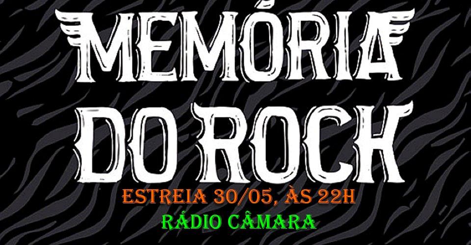 Novo programa vai reunir grandes nomes do período clássico do rock. Estreia 30/05, às 22h. https://t.co/FJyDNmWSXz https://t.co/T4o3yR4oGN