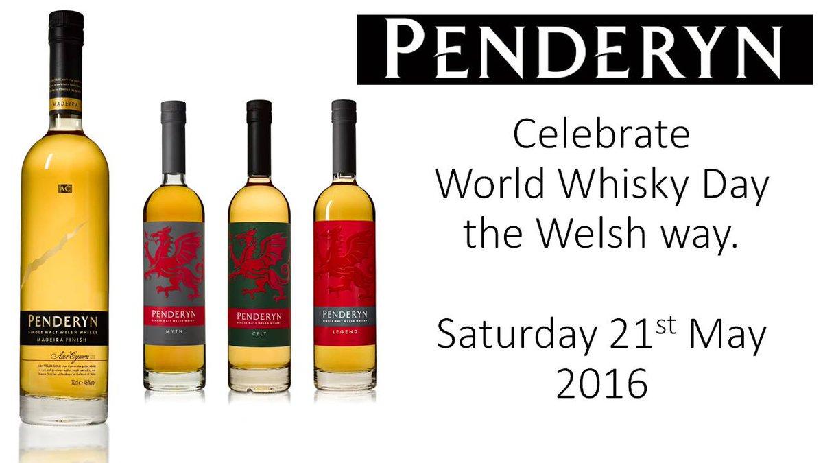 Celebrate @WorldWhiskyDay @WorldWhiskeyDay tomorrow! #Wales #Whisky https://t.co/1HEhJqIN5G