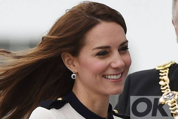 Kate Middleton takes theme dressing to a NEW LEVEL for sailing charity visit: