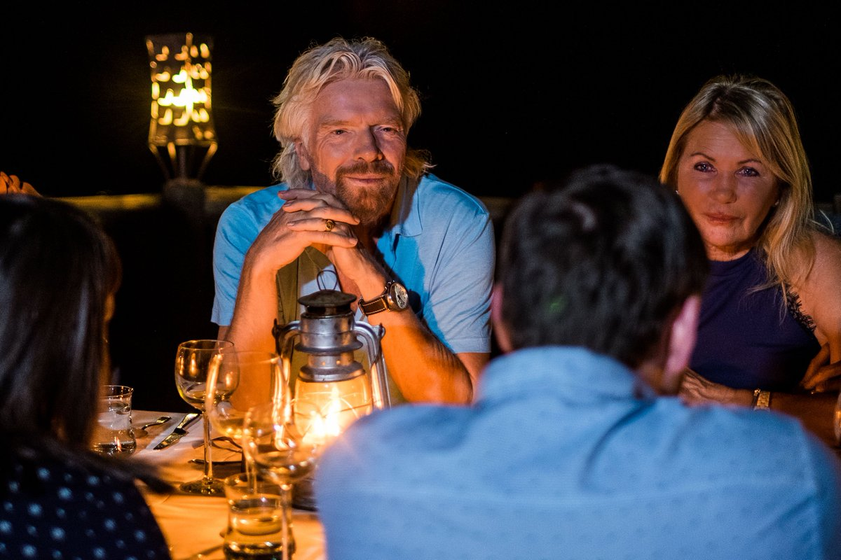 RT @Virgin: Why @richardbranson is joining @JamieOliver's #FoodRevolution: https://t.co/idvW2R53Z4 https://t.co/UmHjxKYXur