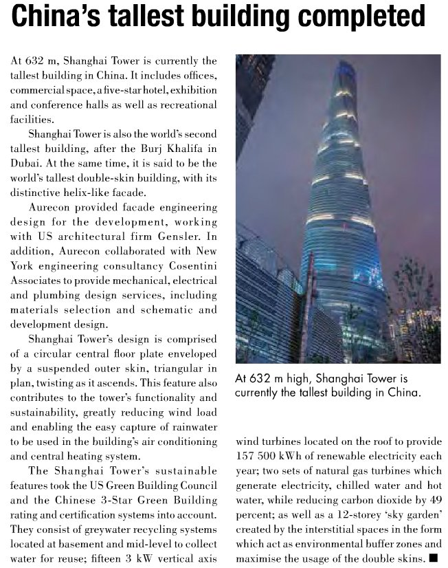 test Twitter Media - #FridayFocus The title of the world's tallest double-skin building belongs to #China. https://t.co/Cni50MYXUN