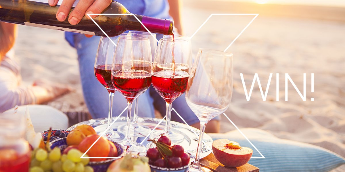To celebrate another year @TasteofLondon, share your favourite summer drink to WIN an @OzClarke wine pack #LawnClub https://t.co/bMcSYDYEO7