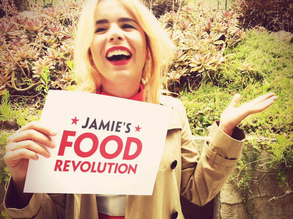 RT @Palomafaith: I've signed up to join the #FoodRevolution! You should do the same https://t.co/SFpx4XwRTA @jamieoliver Xx https://t.co/Yw…