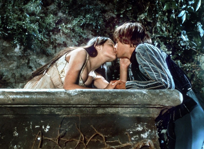 Newly restored in 4K, Romeo and Juliet opens @BFI today! Get your tickets: https://t.co/XFRwcRBgZk #ShakespeareLives https://t.co/P65aVTflS3