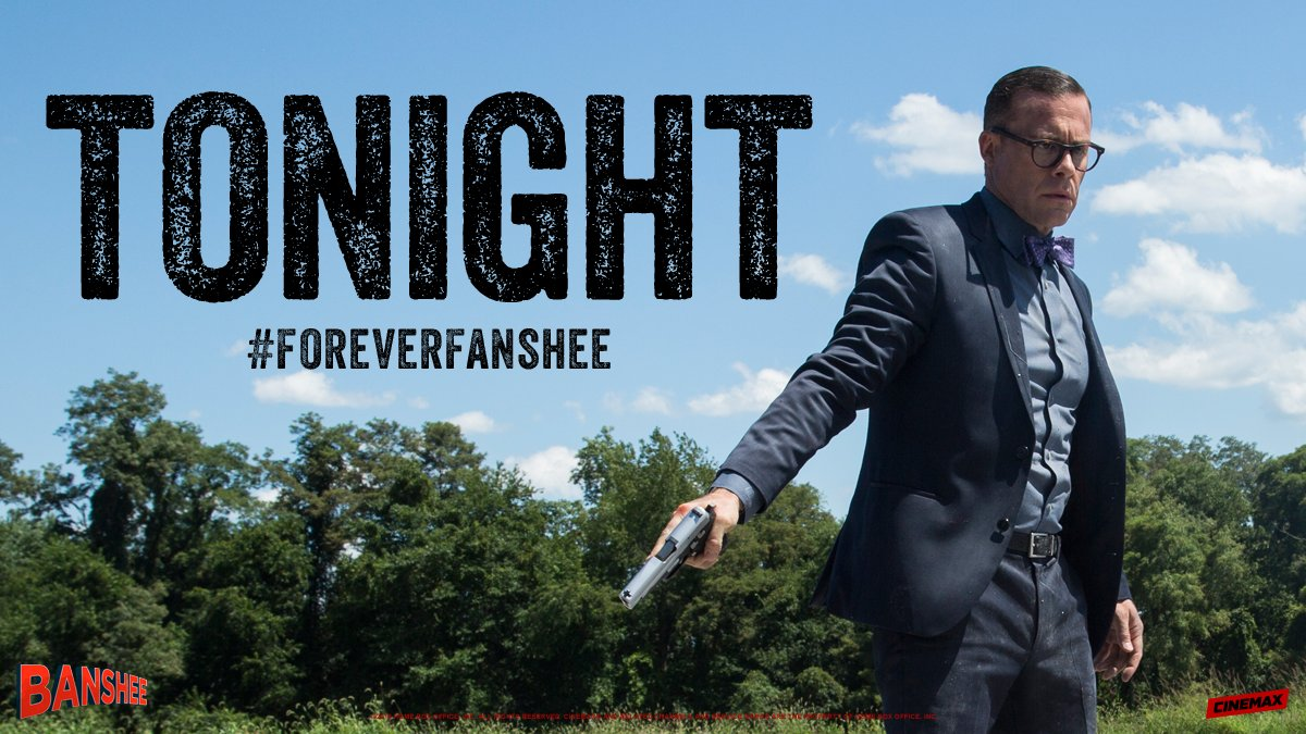 It only ends one way. https://t.co/6DPyf8OvuS  Watch the #Banshee series finale tonight at 10PM. #ForeverFanshee https://t.co/KyohT2eCLF