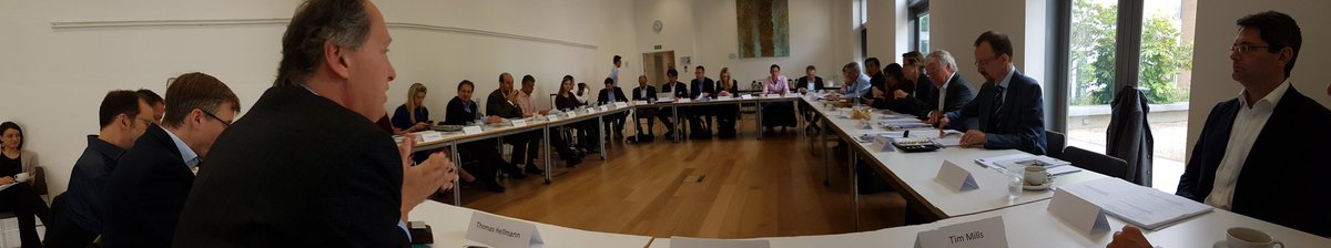 Kickoff Policy Roundtable Equity Crowdfunding @UniofOxford - Discussing future of Equity Crowdfunding https://t.co/5JuIwZTpbW