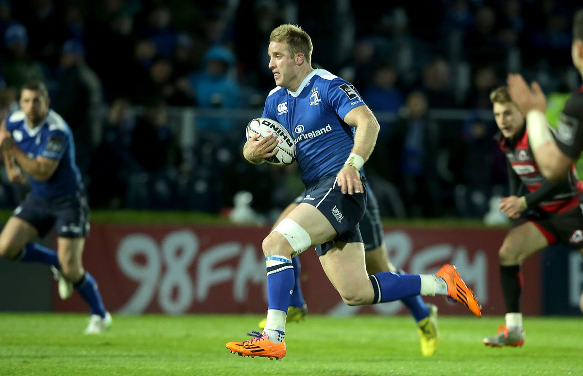 LUUUUUKKE! Fitzgerald is back for @LeinsterRugby. Can he wreak havoc on the Ulster defence? https://t.co/E2XCacxBzb https://t.co/P18cpiC7MU