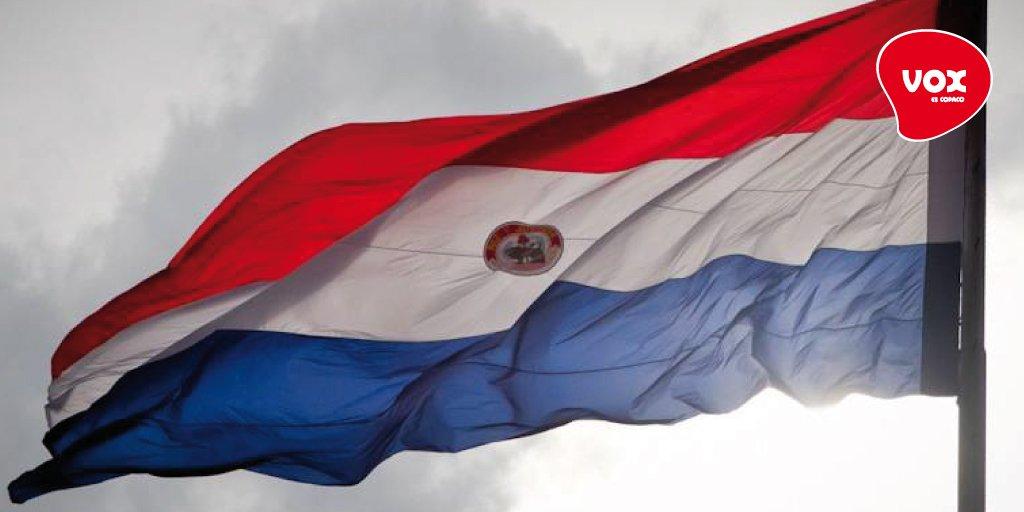 """Hoy recordamos el día del Himno Nacional Paraguayo. """"Paraguayo, República, o muerte!"""" https://t.co/LurLAyN0wl"""