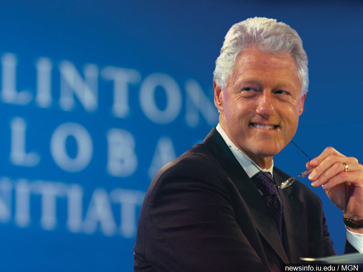 President Bill Clinton is coming to Fresno Monday. Fresno State University Satellite Student Union 10am – 1pm. https://t.co/lVnwim6COk