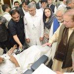 PM Sharif inaugurates Nawaz Sharif kidney hospital in Swat today. https://t.co/2VQdesMFGe