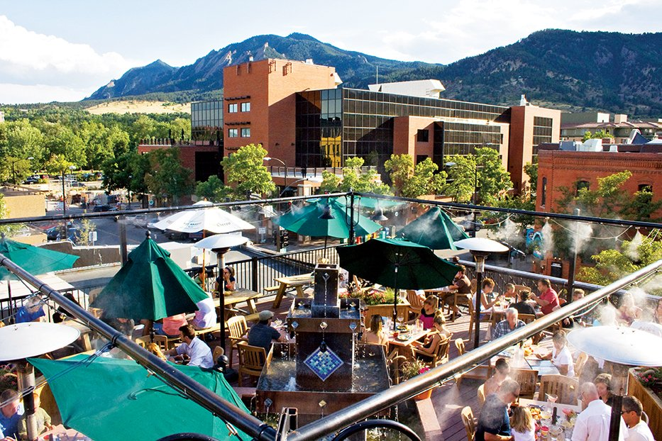 8 restaurants in Colorado with great patio views! Just in time for summer! ☀  @Colorado