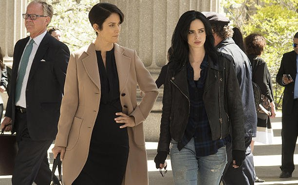 JessicaJones actress Carrie-Anne Moss joins Marvel's IronFist: