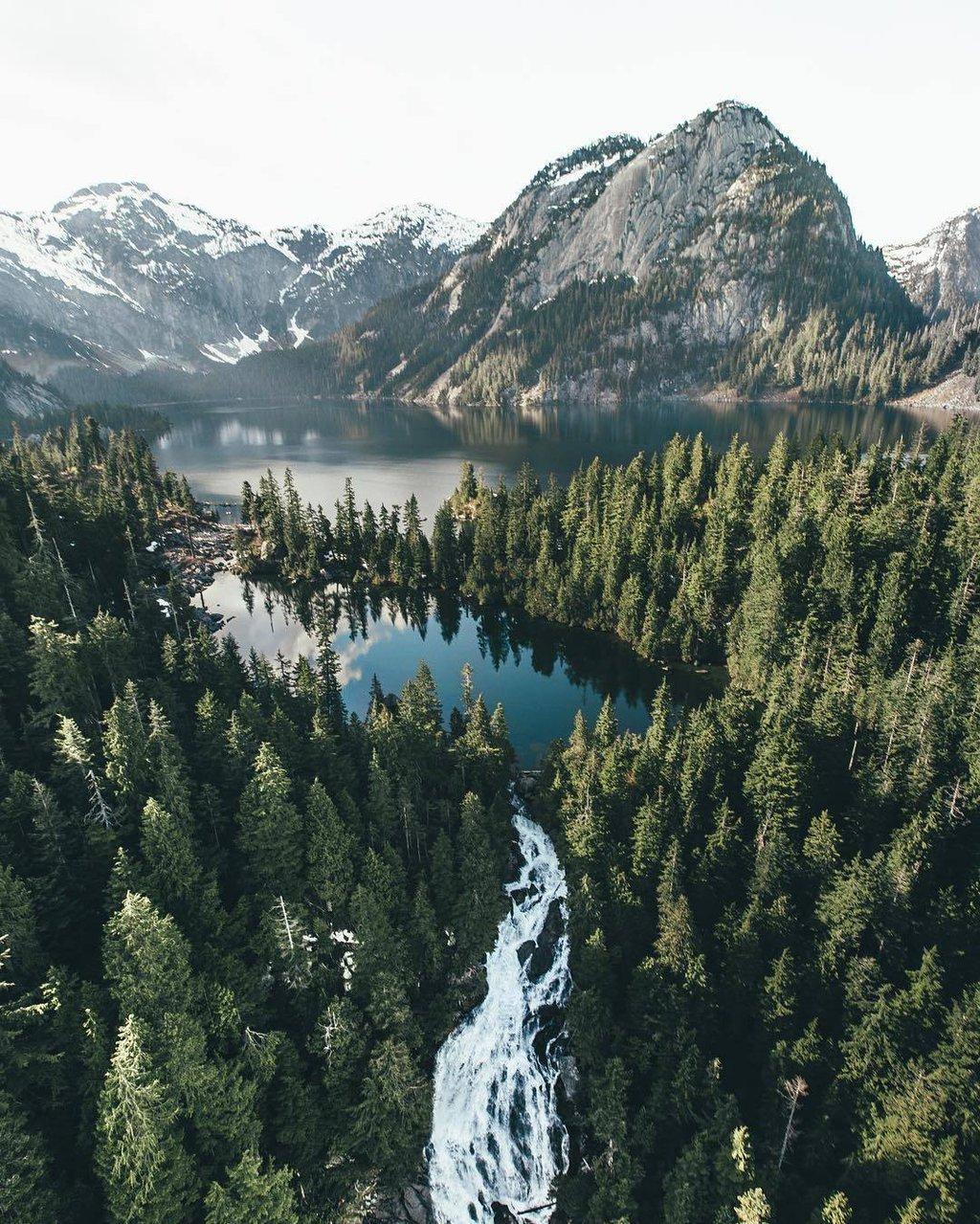 Widegon Lake, British Columbia, Canada | Photography by ©@furstyphoto https://t.co/YfgSmuEjeC
