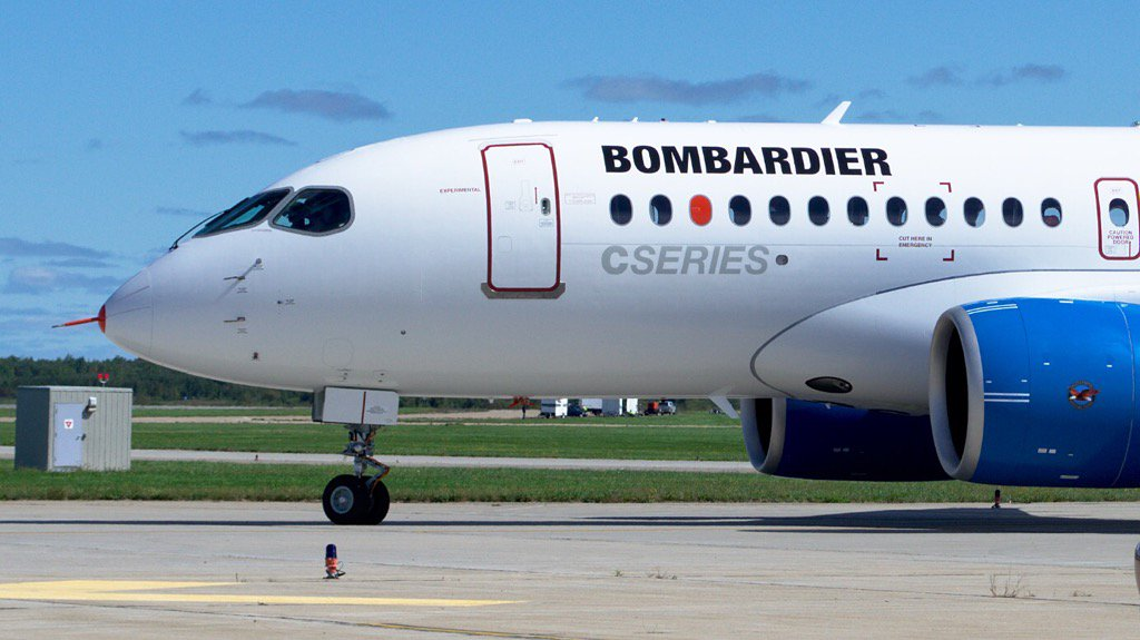 Bombardier: The Delta CSeries Order Not A Swap