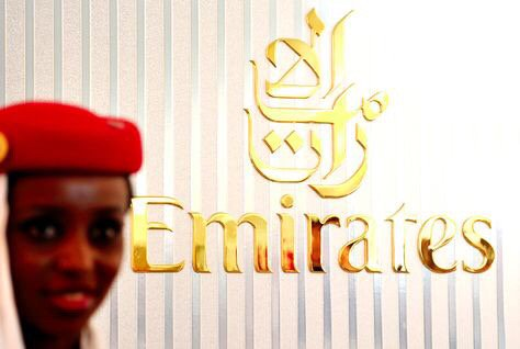 Emirates says to add third daily flight to Cape Town