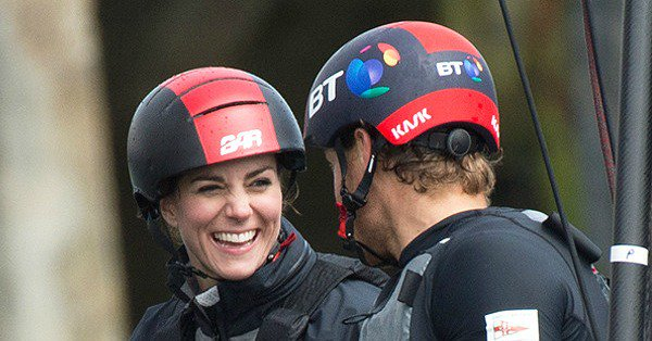 Is Kate Middleton possibly the most active Royal ever? Let's take a look, shall we: