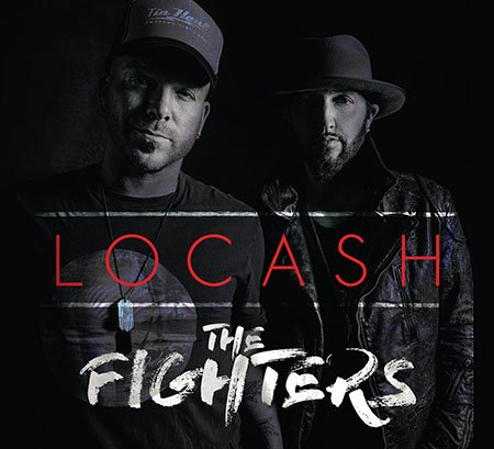 """Our new album """"The Fighters"""" is now available for pre-order on @iTunes. https://t.co/Z3lX2XPQY4 https://t.co/yOgIFq1RB5"""