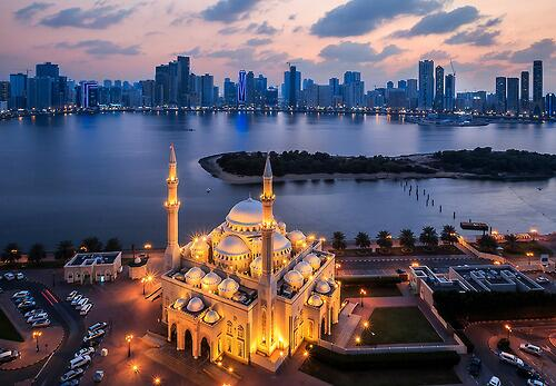 Sharjah in the UAE | Photography by ©Frans Sellies https://t.co/1bDWsybPfe