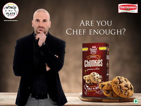 Are you Chef enough? Your Chunkies recipe will get U a chance to meet #MasterChefAustralia hosts! #ChefsWithChunkies https://t.co/FkzVz26LCL