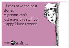 Happy nurses week to all my favorite nurses. https://t.co/8dOuWtMlZZ