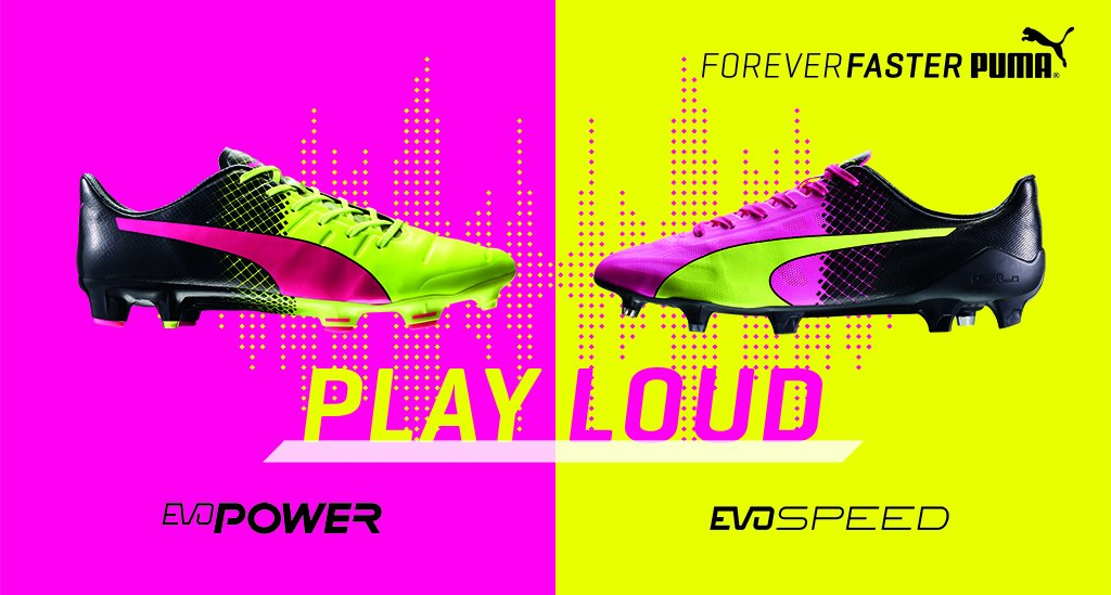 Tweet us how you PLAY LOUD along with #CHOOSETRICKS to win a chance to meet Lallana, thanks to @pumafootball! https://t.co/4OfUEhSPDQ