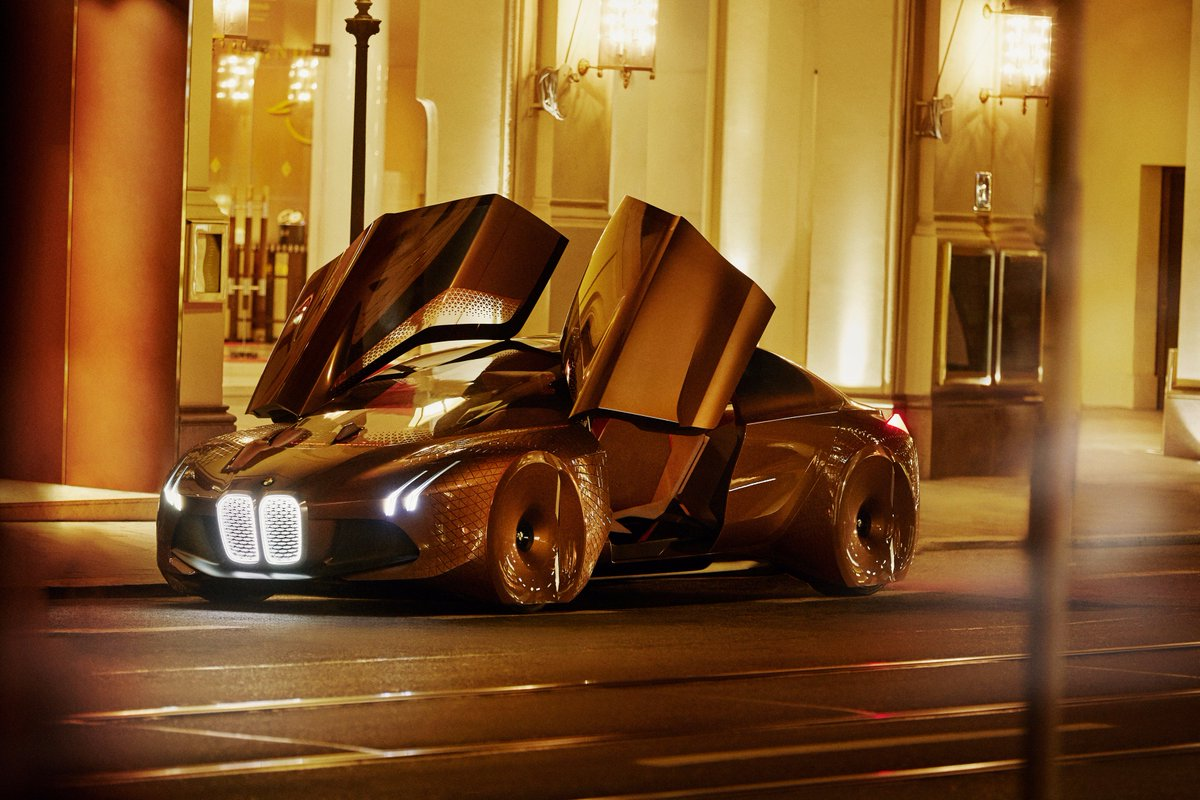 THE NEXT 100 YEARS: BMW VISION NEXT 100 makes Asian debut. #next100 Learn more: https://t.co/Qf8bYfeEej https://t.co/RJU7CXbFkN