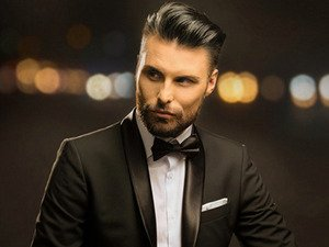 Rylan has been channelling his inner James Bond ahead of tonight's TV launch. Love it!