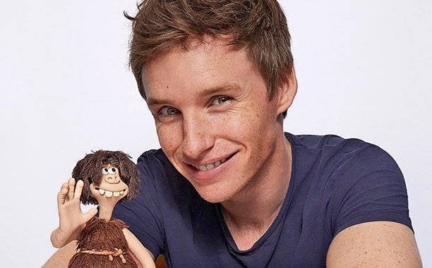 Eddie Redmayne is joining the voice cast of prehistoric comedy 'Early Man':
