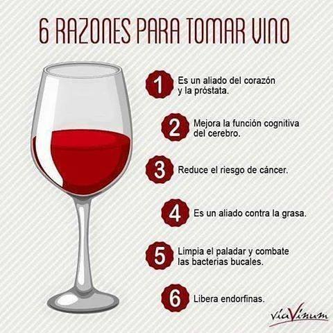 6 razones para convertirte en #WineLover. #FelizLunes https://t.co/ko4RlqqNB7 https://t.co/0hqSBmJ6en