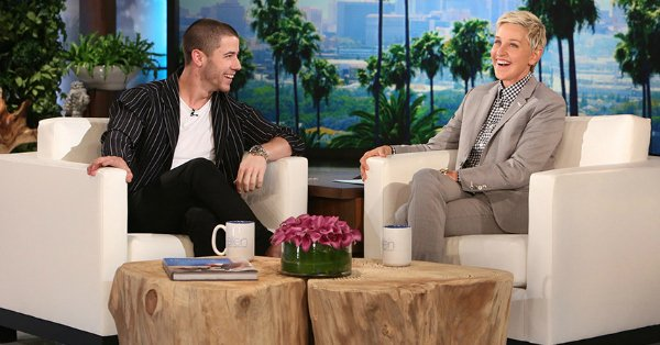 Ellen DeGeneres asks Nick Jonas what we all want to know: Is he *really* single?