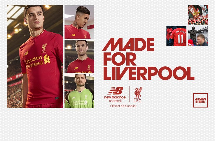 The new @LFC Home Jersey has landed! Get it online or in our late opening stores tonight! https://t.co/3m5ntc3dad https://t.co/sLBeUQHEWH
