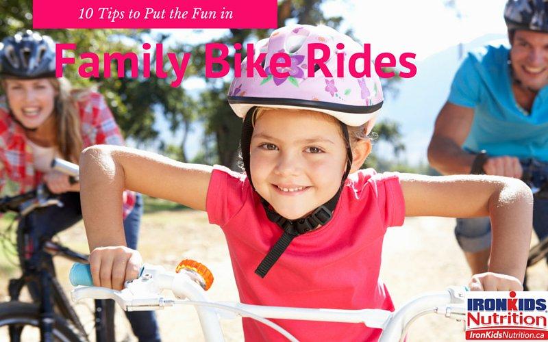 10 Tips to put Fun in Family Bike Rides! Great advice via @IronKidsNutritn https://t.co/uIko7YyWXX https://t.co/VmuUu7i13x