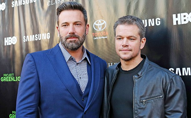 Watch the trailer for Ben Affleck and Matt Damon's interactive competition 'The Runner':