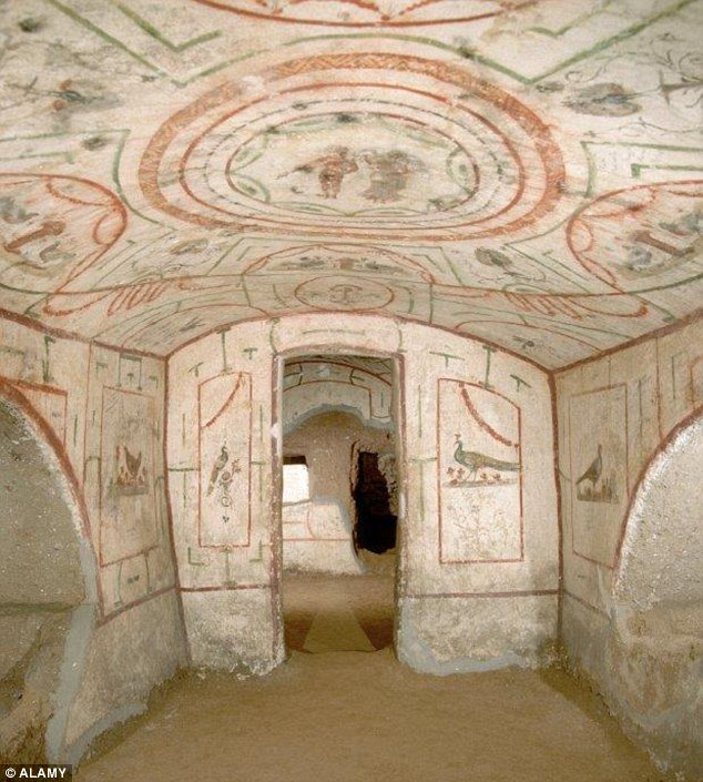 Rome's Jewish catacombs set to open to the public for the first time https://t.co/1HTsXRdtsj https://t.co/hw6l2SjzQL