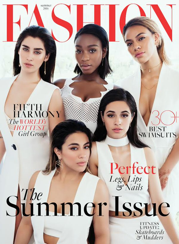 Our summer issue cover is here! Read our interview with @FifthHarmony: https://t.co/1NSJKJKAJ3 https://t.co/VMUQIUkWm6