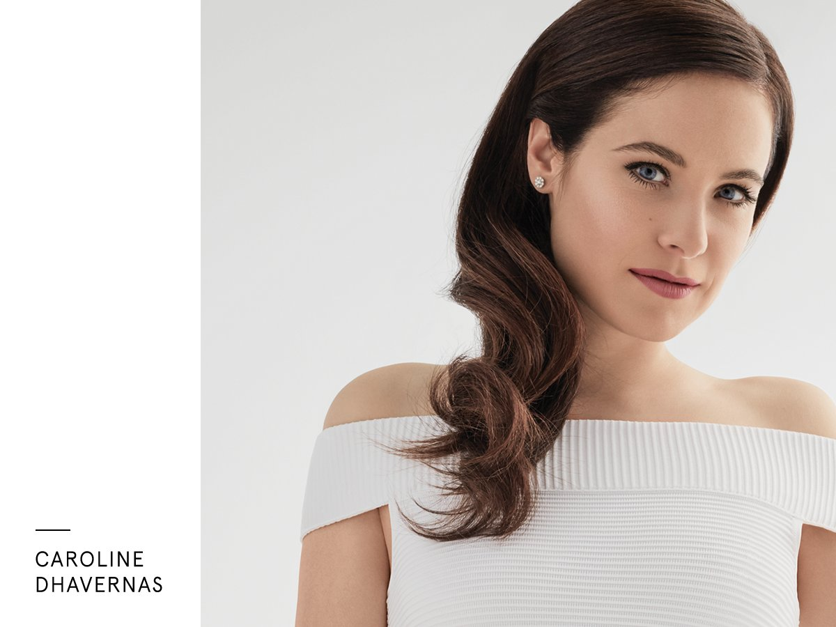 #BigNews! We are very happy to announce that Canadian actress Caroline Dhavernas is our new brand ambassador! https://t.co/0zuBU8O1tH