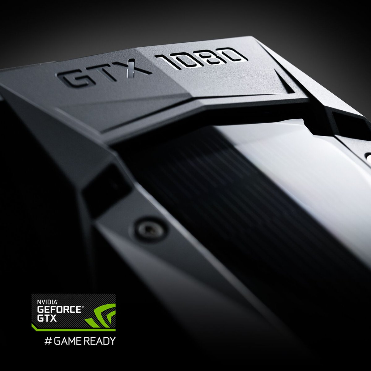 Gaming Perfected. @NVIDIA introduces the GeForce GTX 1080: https://t.co/Fbap7Xl0H1 Are you #GameReady? https://t.co/Ha7Sus36Pe
