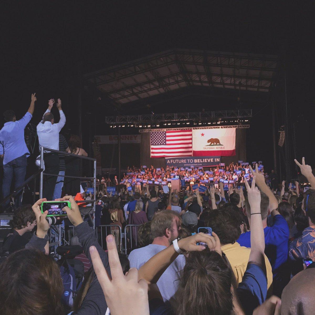 A Political Revolution - Sacramento, CA #CAforBernie @People4Bernie https://t.co/KDywUUUfbZ